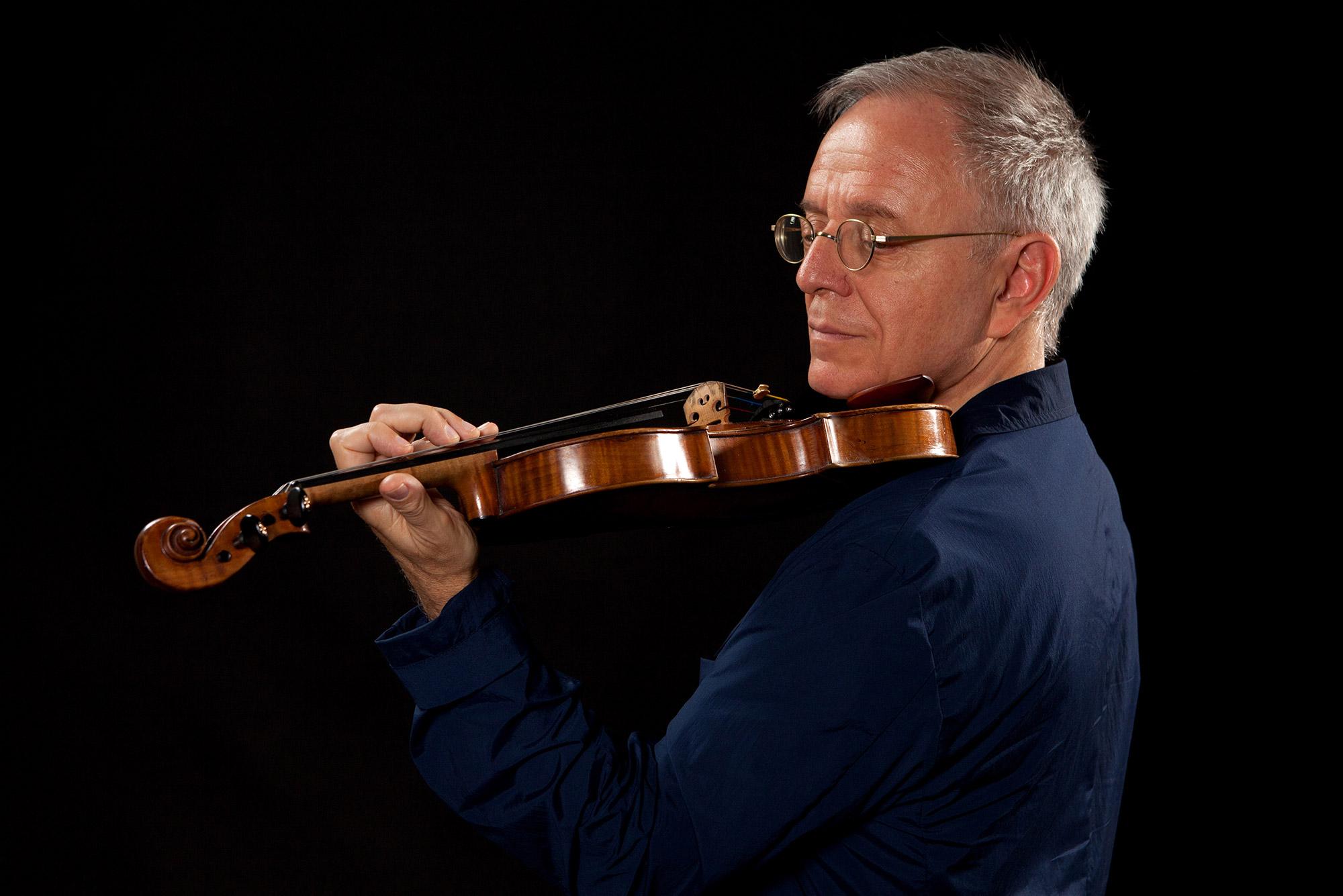 Abschlusskonzert Violin-Meisterkurs Prof. Boris Garlitsky