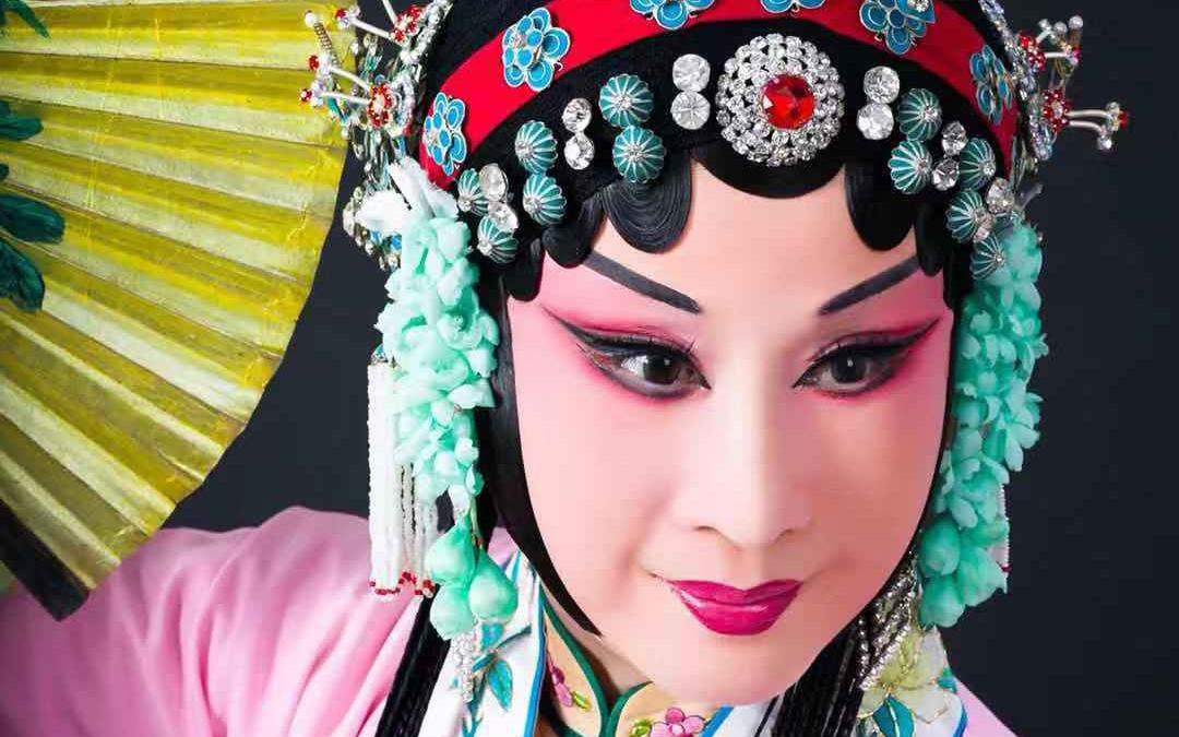 Chinesisches Opernkonzert - Pfingstrosenpavillon