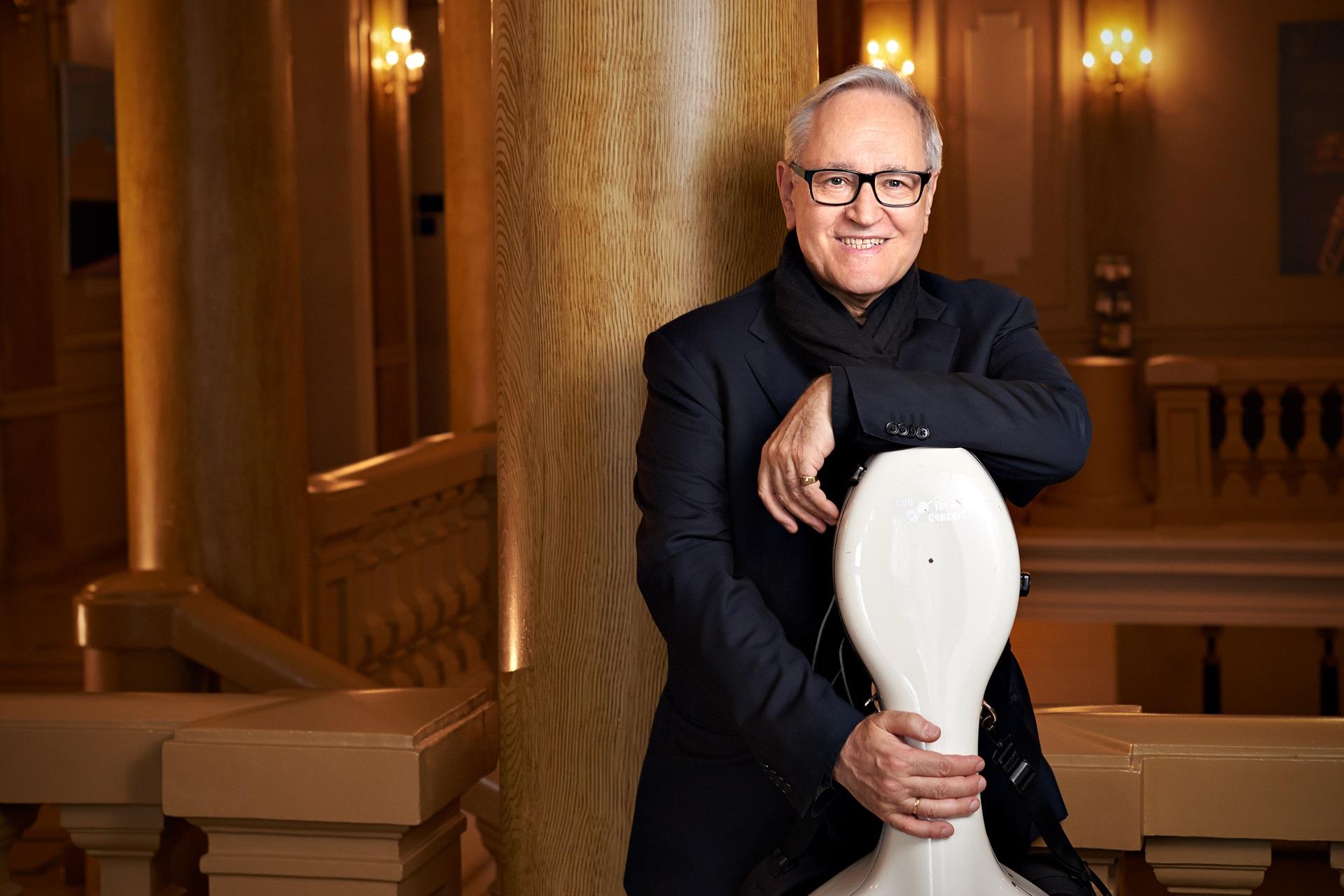 Abschlusskonzert Cello-Meisterkurs Prof. David Geringas