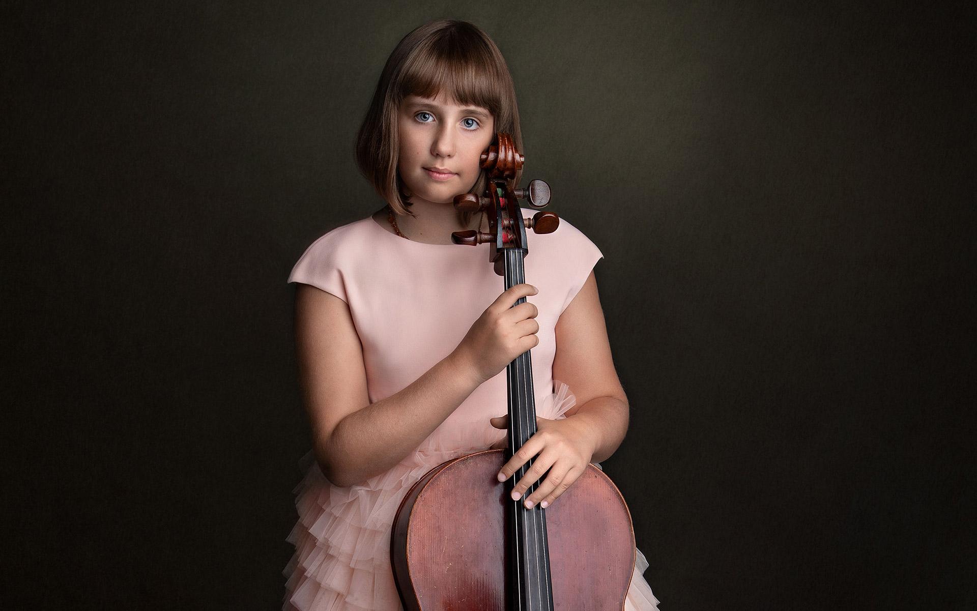 Wunderkind -Rezital -  Eva Solveig Knapkyte, Cello