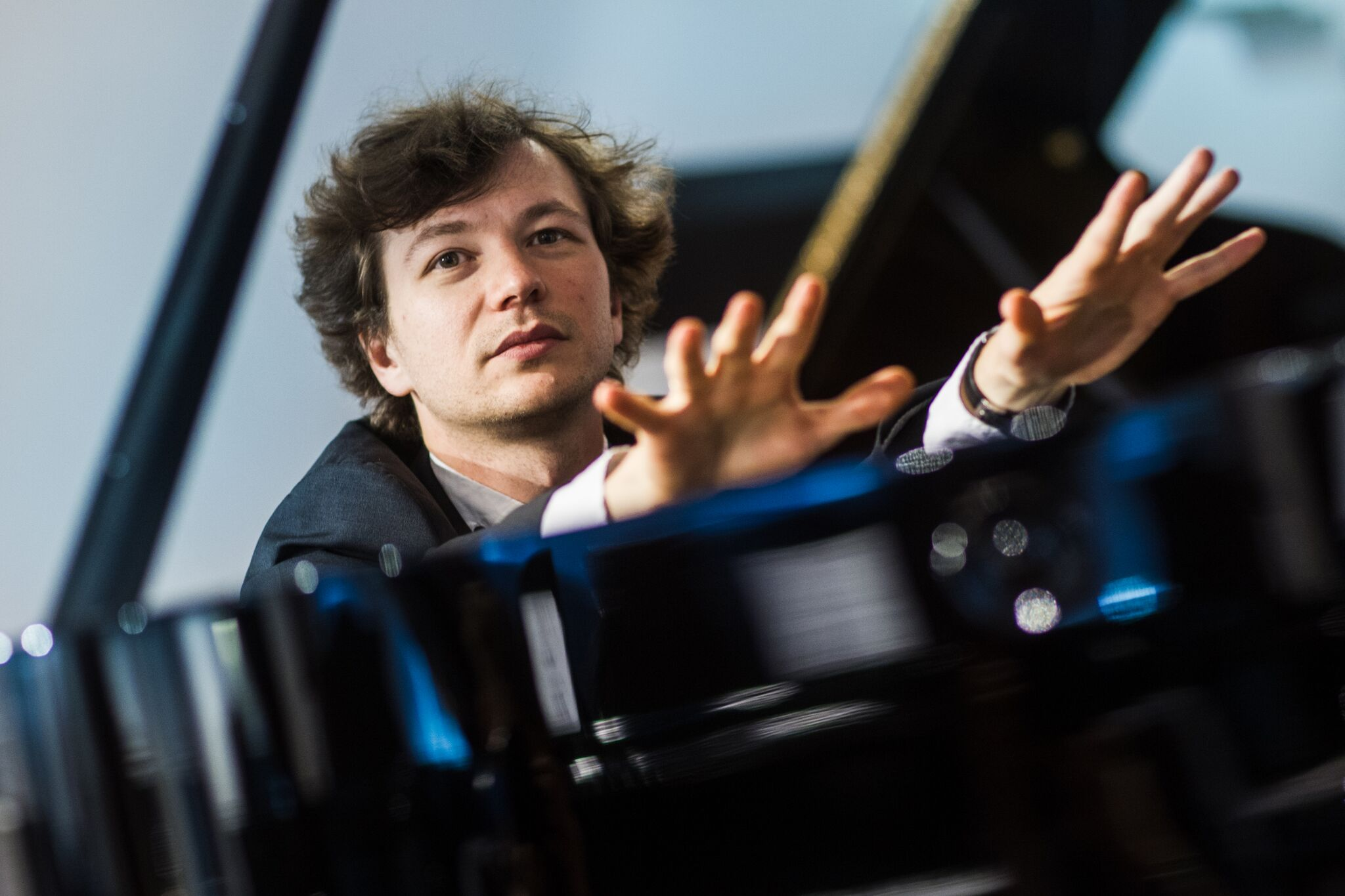 Mikhail Mordvinov • Klavier