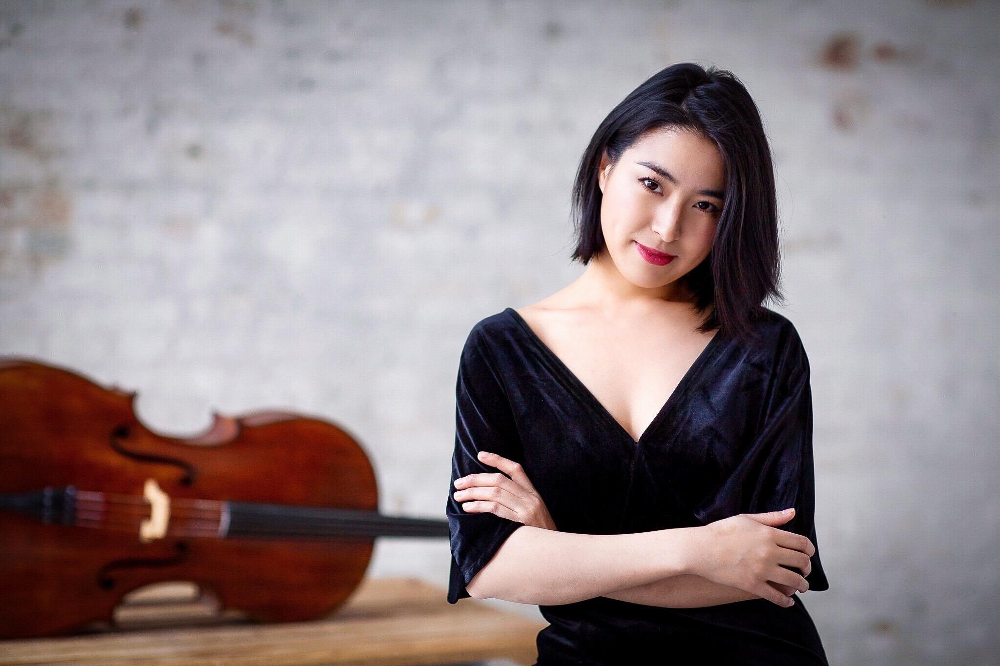 Celloabend mit Junko Fujii & Mikhail Mordvinov, Klavier