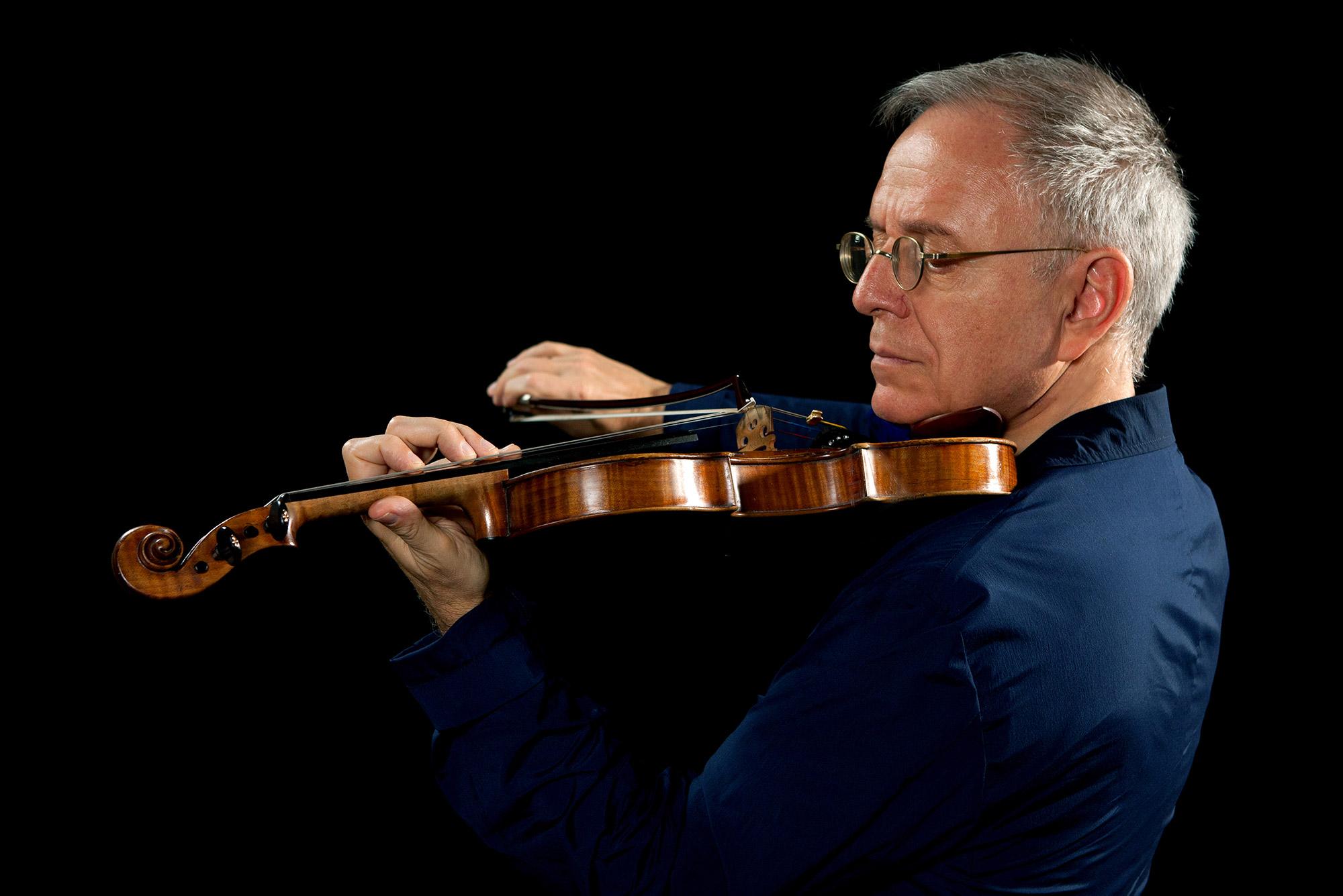 Teilnehmerkonzert Meisterkurs Boris Garlitsky, Violine & Elena Garlitsky, Klavier