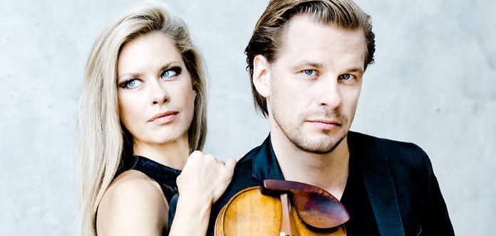Kirill & Alexandra Troussov, Violinabend