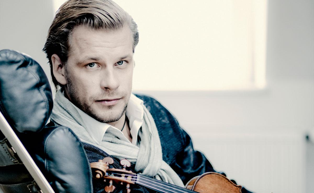 Teilnehmerkonzert Meisterkurs Kirill Troussov, Violine