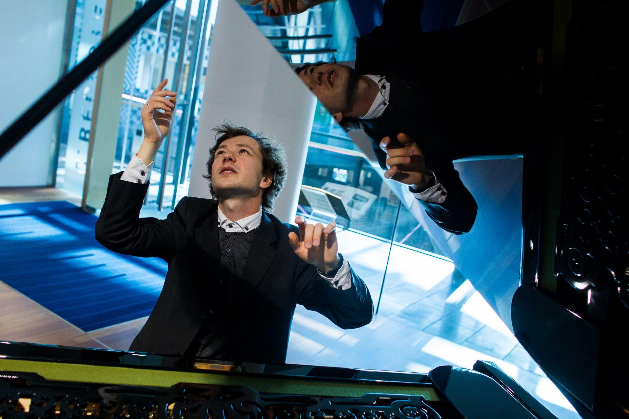 Klavierabend mit Mikhail Mordvinov