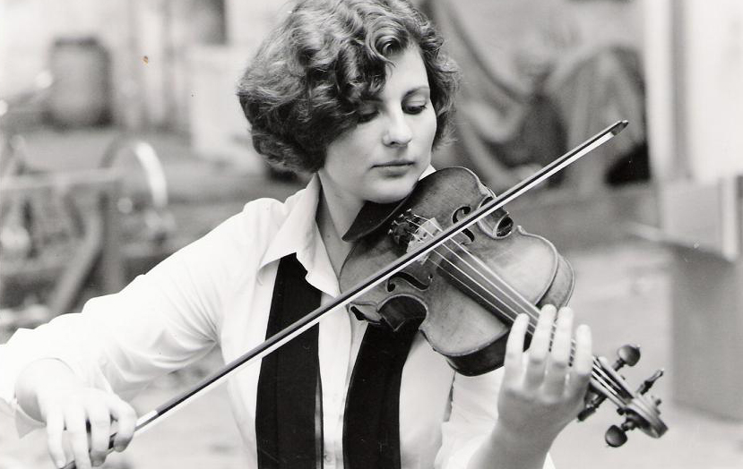 Teilnehmerkonzert Meisterkurs Prof. Natalia Prishepenko, Violine