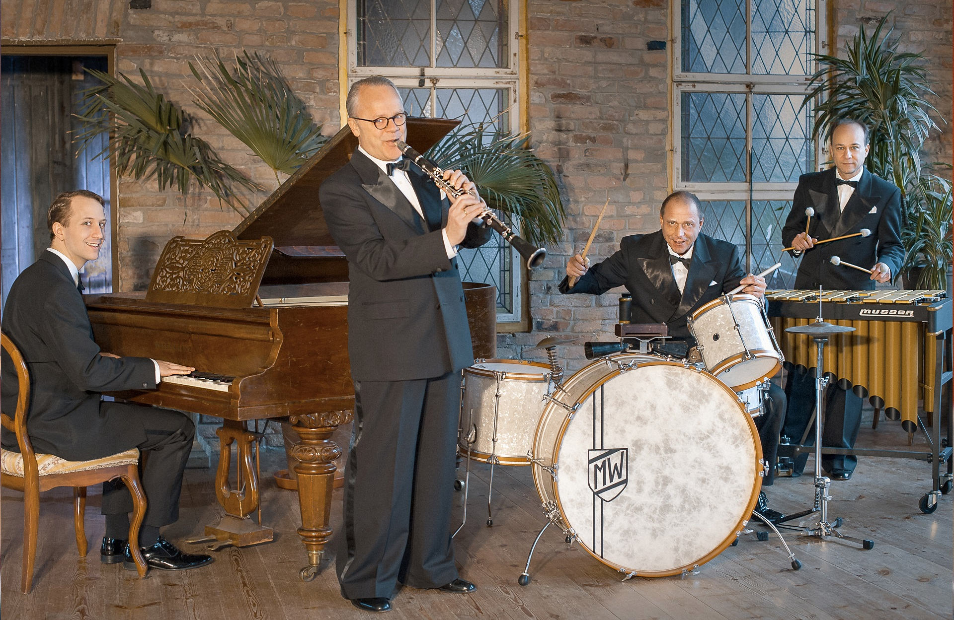 Andreas Hofschneider Quartett – The Music of Benny Goodman