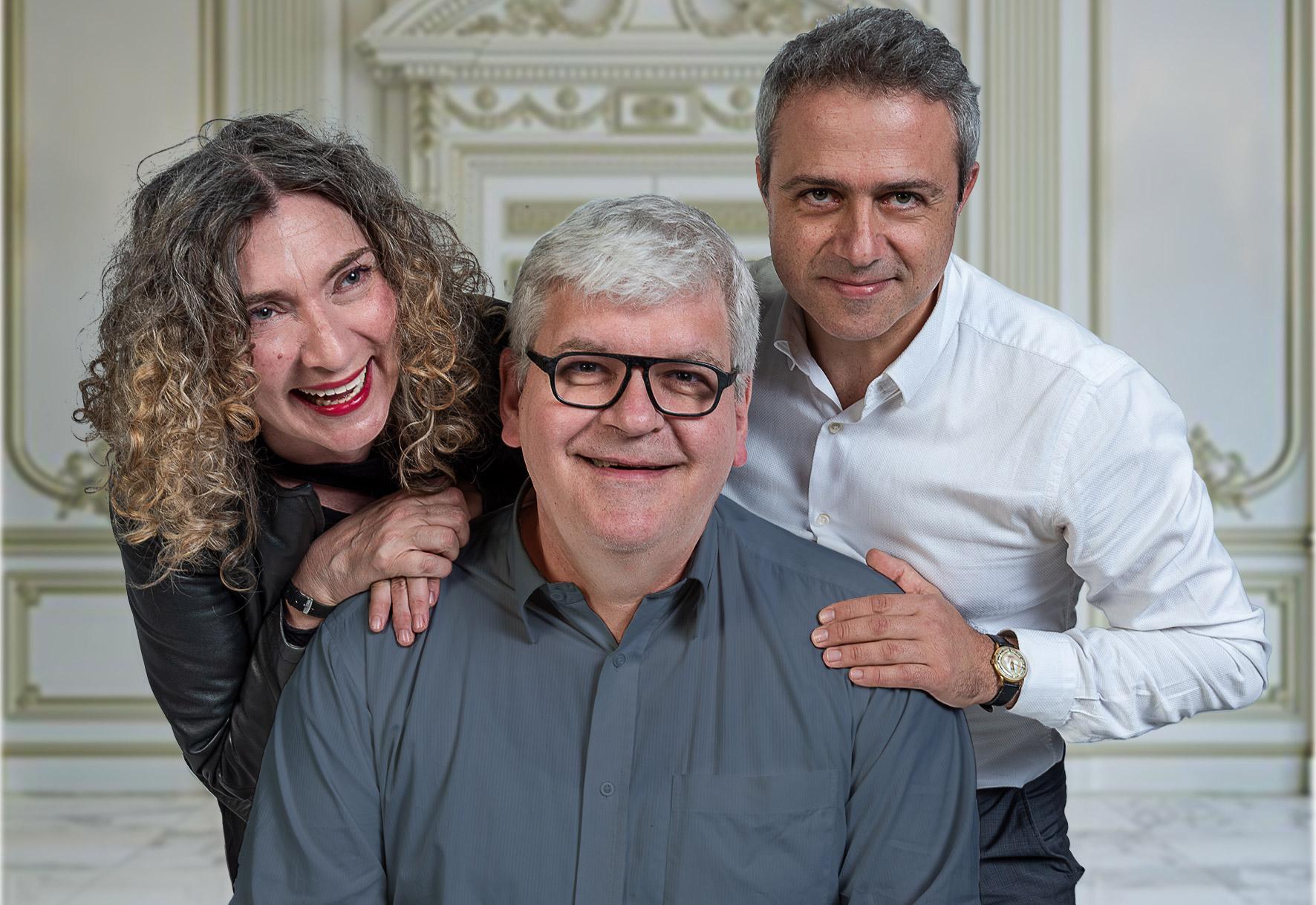 Cremeloque Trio