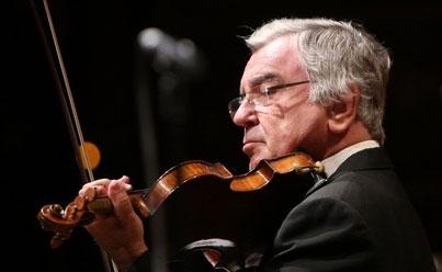 Teilnehmerkonzert Meisterkurs Prof. Viktor Tretiakov, Violine
