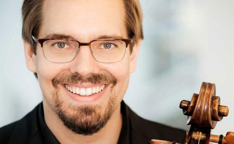 Teilnehmerkonzert Meisterkurs Prof. Wolfgang Emanuel Schmidt, Cello & Eurasia Chamber Orchestra